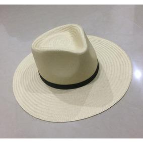Sombrero Panameño De Palma Hecho A Mano Yucateco