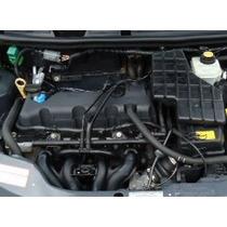 Motor Completo Ford Fiesta Ka 1.0 8v Gasolina 98