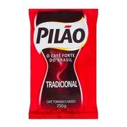 Café Torrado E Moído Tradicional Almofada Pilão 500g
