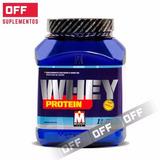 Whey Protein X 1 Kg Proteina De Suero Lacteo. Mervick