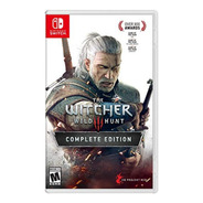 The Witcher 3 Complete Edition Nintendo Swicth Fisico!!