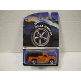 Enigma777 Hot Wheels Real Riders Camioneta Backwoods Bomb #9