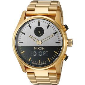 90ad937a84c Relógio Nixon Analógico E Digital Original - Relógios De Pulso no ...