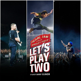 Dvd Pearl Jam Lets Play Two