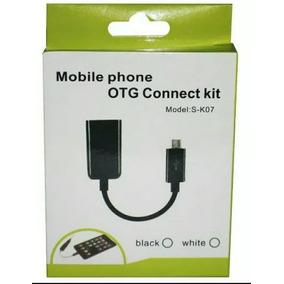 Cable Adapatador Otg Original Para Telefonos Y Tablets O