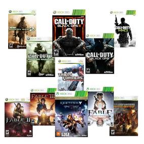 11 Jogos Originais Xbox360 M.digital ( Leia A Descrição )