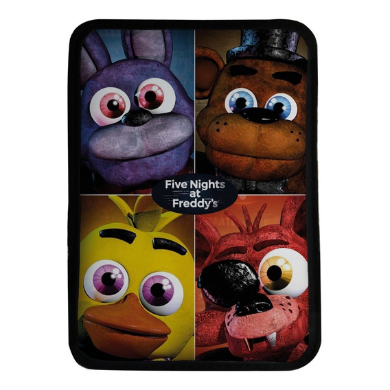 Cartuchera Canopla Doble Piso Five Nights At Freddy's Fnaf