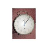 Antiguo Reloj Despertador De Origen Aleman - Marca Kaiser