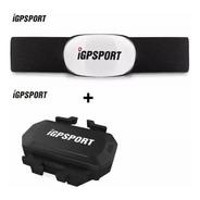 Igpsport Cinta Cardíaca Hr40 + Sensor De Cadência C61 Ant+