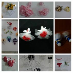 Lembrancinha De Casamento Mini Bouquets De Flores