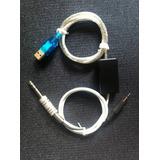 Cabo Usb Para Cw - Código Morse Com Manipulador Eletrônico
