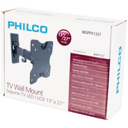 Soporte Tv Led/lcd  13 /27  Philco 86sppx1327 - Audiomobile