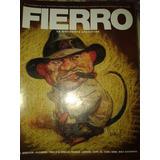 Revista Fierro N°2 2006