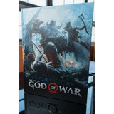 God Of War Ps4 Libro De Arte