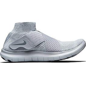 Tênis Nike Free Rn Motion Flyknit 2017 Branco Original
