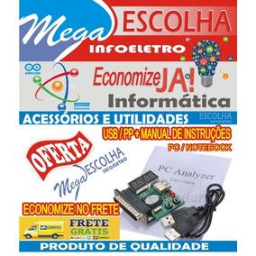 Placa De Diagnostico Debug Card Pc Analyser Mb Paralelo Usb