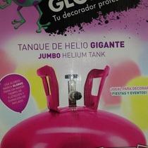 Garrafa Con Helio Para Globos Descartable Globox