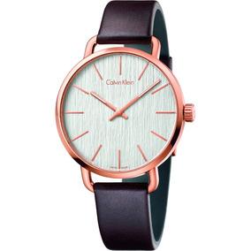 Reloj Calvin Klein Even Original Para Hombre K7b216g6