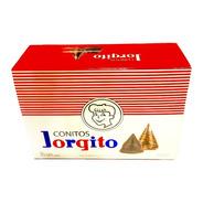 Conito Jorgito Chocolate (caja X12u) - Barata La Golosinería