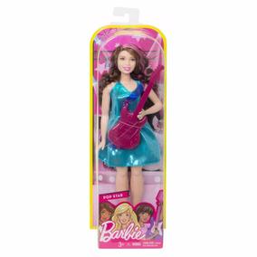 Barbie Pop Star - Mattel Dvf52
