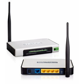 Router / Ap Inalambrico Tp-link 150mbps 1 Antena Tl-wr743nd