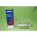 Filtro De Gasolina Original Acdelco Aveo Spark Optra Astra