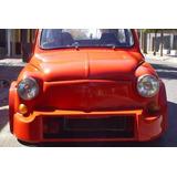 Trompa Abarth 1000 Para Fiat 600. En Prfv