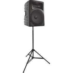 Mini Pedestal Tripé Suporte P/ Caixa Acústica De Som Hcp20