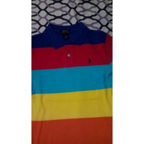 Camisetas Polo De Niños 6-7 Años