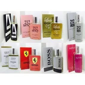 10 Perfumes Importado 100ml - Contratipo
