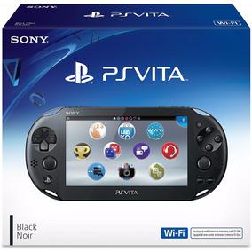 Consola Sony Playstation Vita Wifi