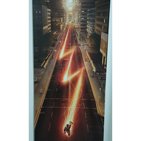 Pôster The Flash Exclusivo Omelete Box