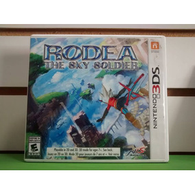 °° Rodea Sky Soldier 3ds Seminuevo - Roca Games °°