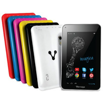 Vorago Tablet 7 Pulgadas 512mb 8gb Android 4.4 Usb Azul
