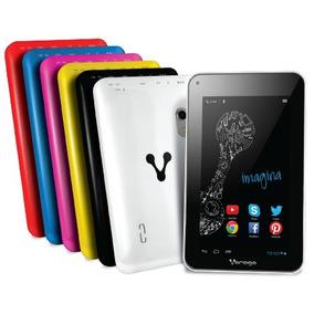 Vorago Tablet 7 In 512mb 8gb Android 4.4 Usb Azul Pad-7