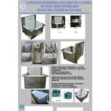 Lavamanos, Lavamopas En 100% Acero Inoxidable /4 Disponibles