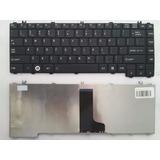 Teclado Compatible Toshiba C640 C645 L600 L745 L635 L640 L64