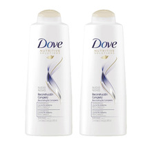 Dove Shampoo Reconstrucción Completa Bipack
