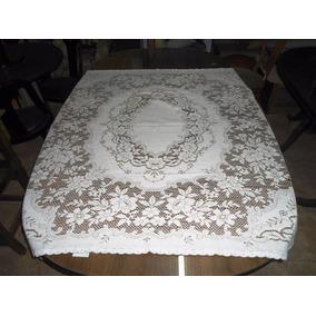 J O Y A O F E R T A Elegante Antiguo Mantel Bordado(2194)