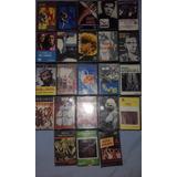 Cassettes.