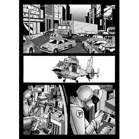 Quadros,desenhos De Celebridades, Revistas De Quadrinhos.