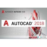 Programa Autocad 2018 D Por Vida Y Video Guia De Instalacion
