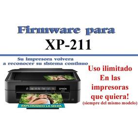 Downgrade Epson Xp211 + Reset Almohadillas Combo Oferta..