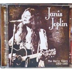 Janis Joplin - The Early Years 1963-1965