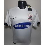 Camisa Corinthians Nike Home Original Temp. 2006 07 Tam. P e340b6c1733ef