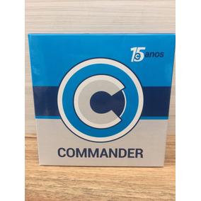 Levantamento De Vidro 2 Portas V2 500 - Commander, Novo