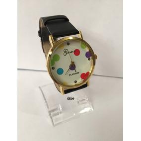 Lote 10 Relojes Varios Diseños Moda Dama Caballero Reloj