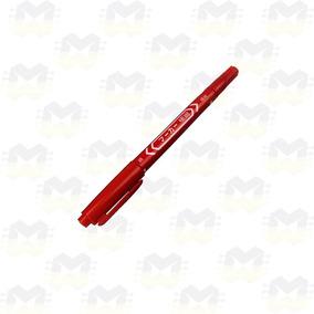 Caneta Vermelha Desenho Trilha Placa Circuito Impresso Pcb