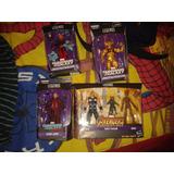 Marvel Legends Iron Man Daredevil Guardianes De La Galaxia