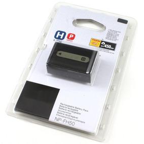 Bateria Np-fh50 Npfh50 Câmera Sony Handycam Dcr-hc21 Dcrhc26
